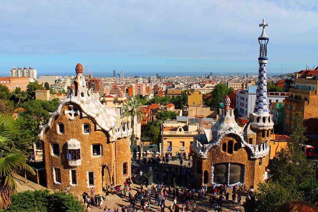 gaudi-barcelona-park-guell