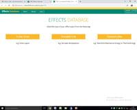 effects-database