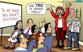 TRIZ never fails